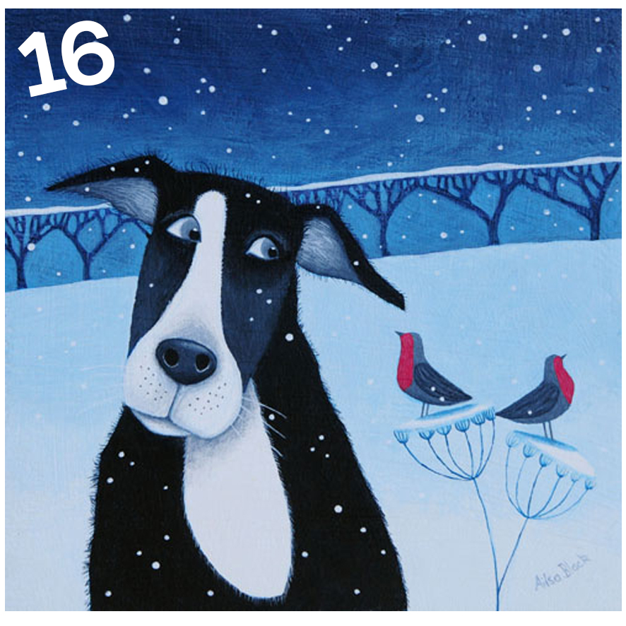 16 AB #ADVENT CALNEDAR_DAY
