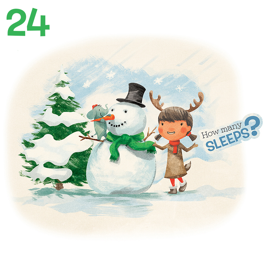 24 E&E #ADVENT CALENDAR